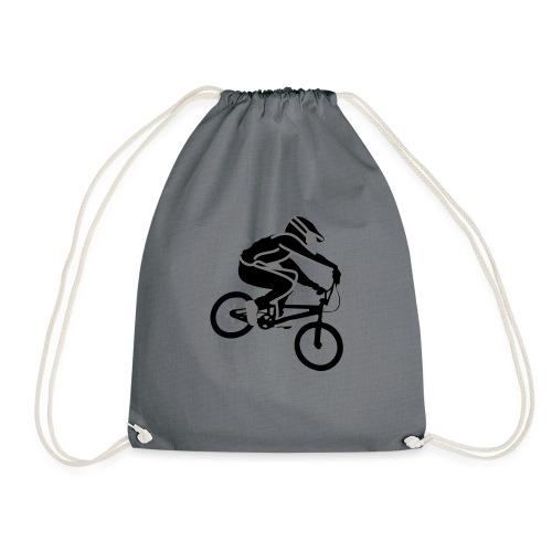 BMX Rider Dark - Gymtas