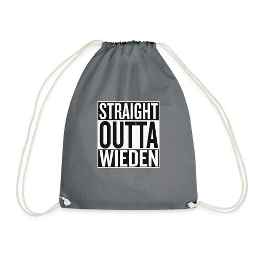 Straight Outta Wieden - Turnbeutel