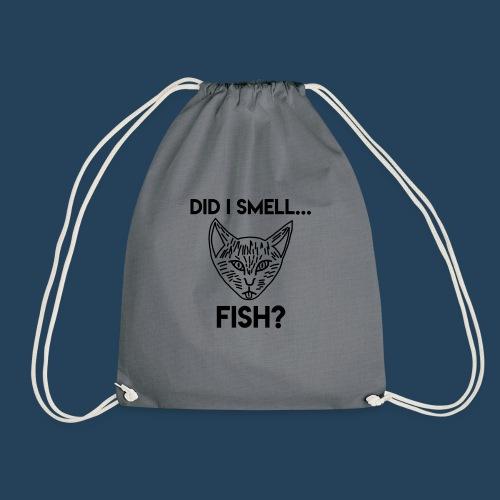 Did I smell fish? / Rieche ich hier Fisch? - Turnbeutel