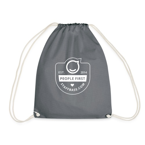 People first positive wb 2 - Drawstring Bag