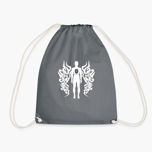 Houseology Original - Angel of Music - Drawstring Bag