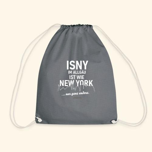 Isny im Allgäu ✨ist wie New York 🌁🗽 - Turnbeutel