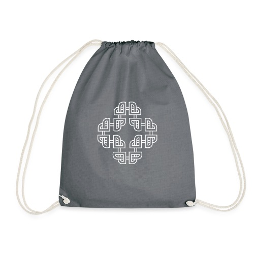 Norse - white - Gymbag