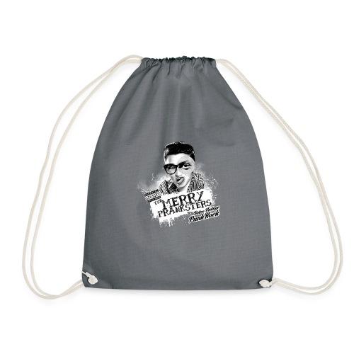 THE_MERRY_PRANKSTERS_STANDARD_scuro - Drawstring Bag
