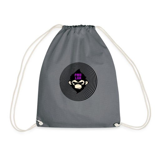 Hypno Monkey - Drawstring Bag