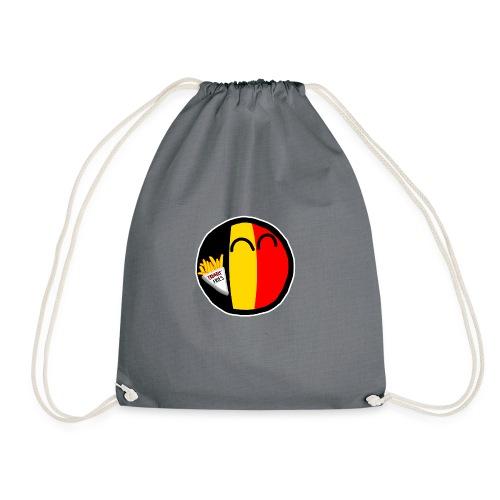 Belgiumball - Drawstring Bag