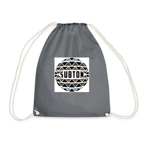 wereldbol_subton2-jpg - Drawstring Bag