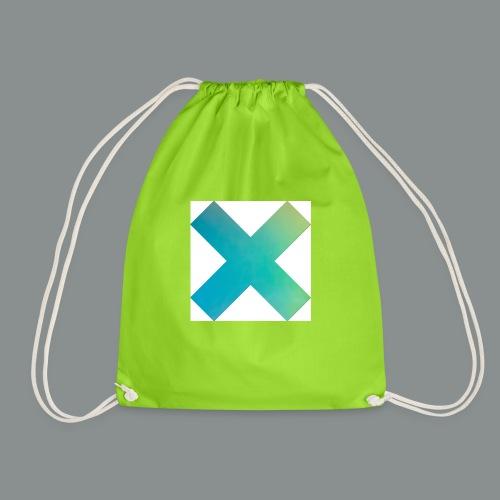 blue X - Sacca sportiva