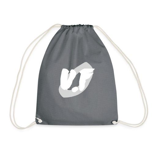 camiseta pico logo UF blanco - Mochila saco