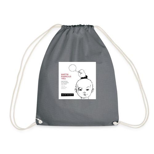 Out of the White - Mens Organic T-Shirt - Drawstring Bag