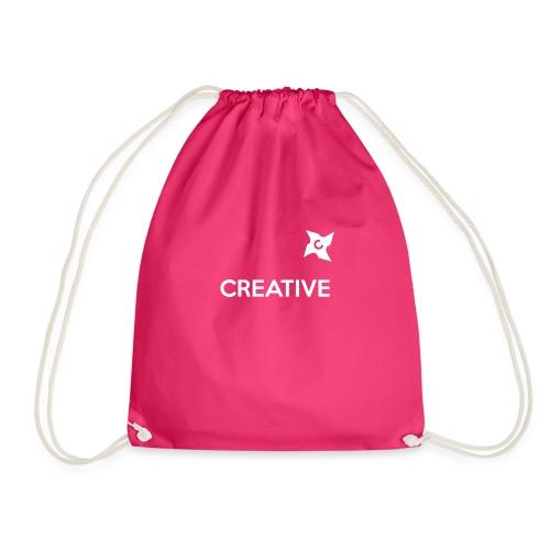 Creative long urban shirt - Sportstaske