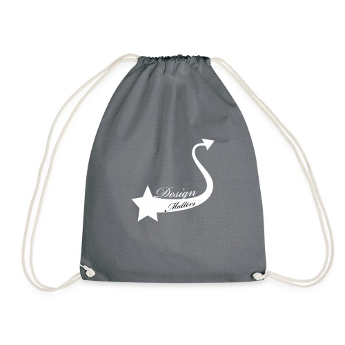 Design&Matters Star Tail - Drawstring Bag