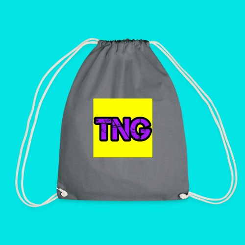 New TNG LOGO - Drawstring Bag