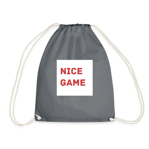Nice Game - Turnbeutel
