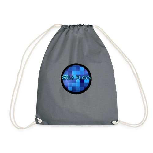 Cals Plays Logo - Drawstring Bag