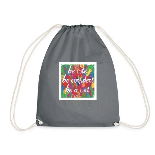 cunt - Drawstring Bag