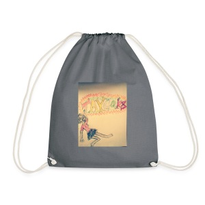 taycarz bright - Drawstring Bag