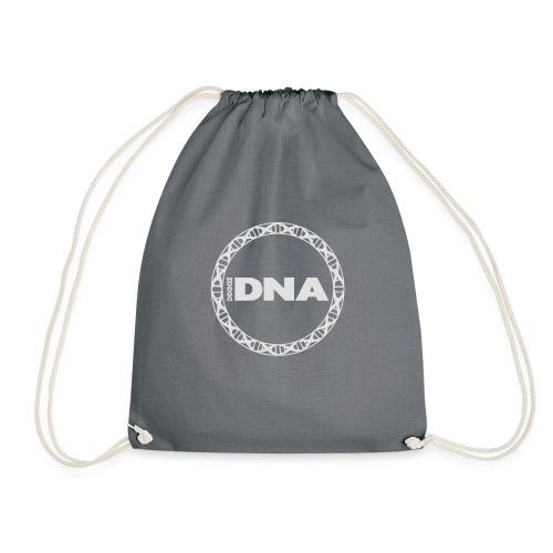 dna digital logo wit - Gymtas