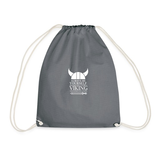 VIKING - Drawstring Bag
