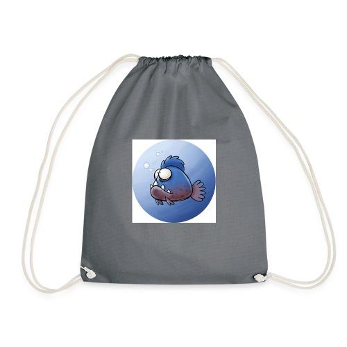 Piranha Button - Turnbeutel