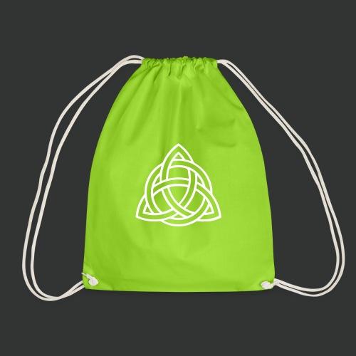 Celtic Knot — Celtic Circle - Drawstring Bag