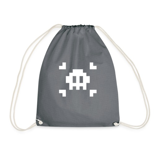 Mug Pixel Skull - Sac de sport léger