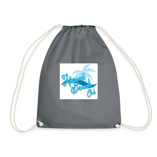 Hawaii Beach Club - Drawstring Bag