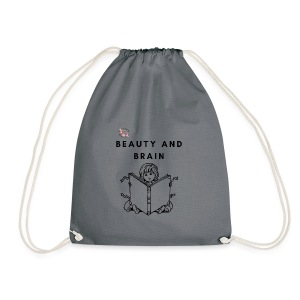 The stylish bookworm collection - Drawstring Bag