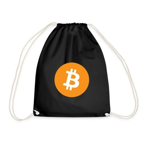 Bitcoin Classic Line - Drawstring Bag