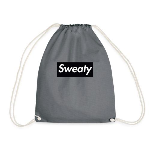 sweaty logo - Turnbeutel