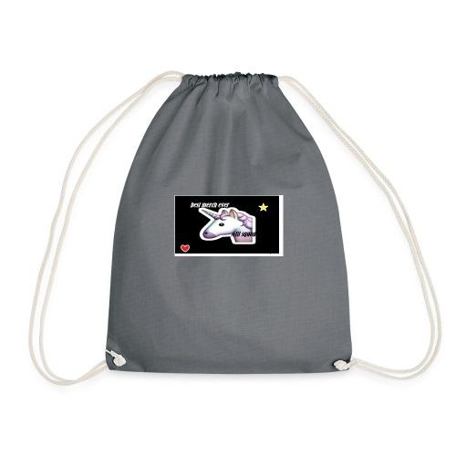 unicorn - Drawstring Bag