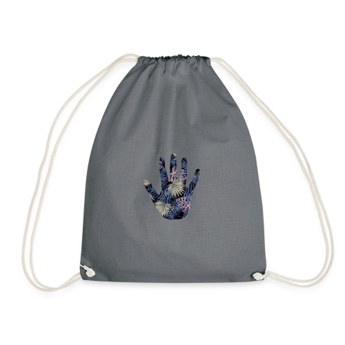 Exotic Flower Hand - Sportstaske