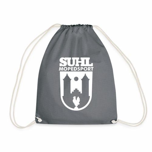 Suhl Mopedsport Hahn Logo - Drawstring Bag