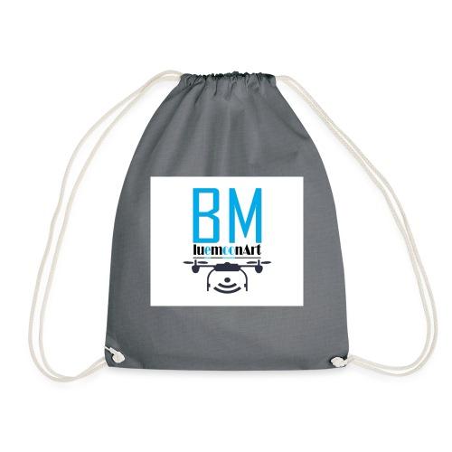 bluemoonart - Drawstring Bag