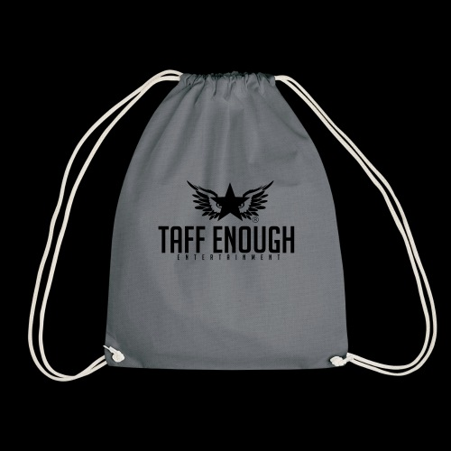 Taff Enough Logo - Turnbeutel