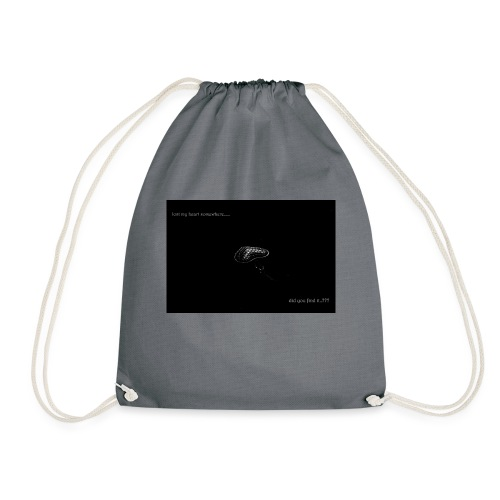 Lost Ma Heart - Drawstring Bag