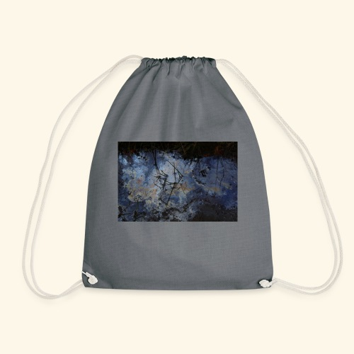 Oil - Drawstring Bag