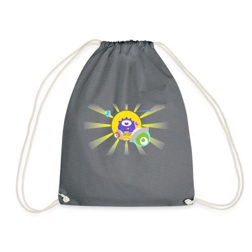 SmashET game intro design - Drawstring Bag