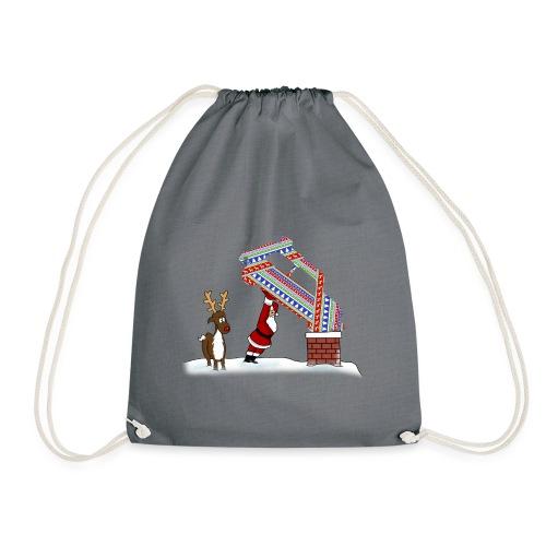 Ministox Christmas Delivery - Drawstring Bag