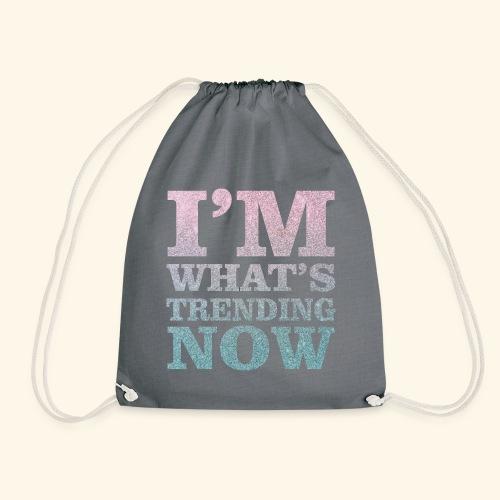 Trending - Drawstring Bag