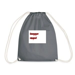 izummerahmad2 - Drawstring Bag