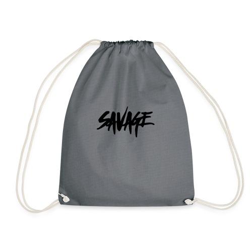 BALDER SAVAGE!!! - Gymbag