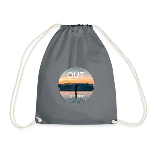 OUT EP merchandise - Drawstring Bag