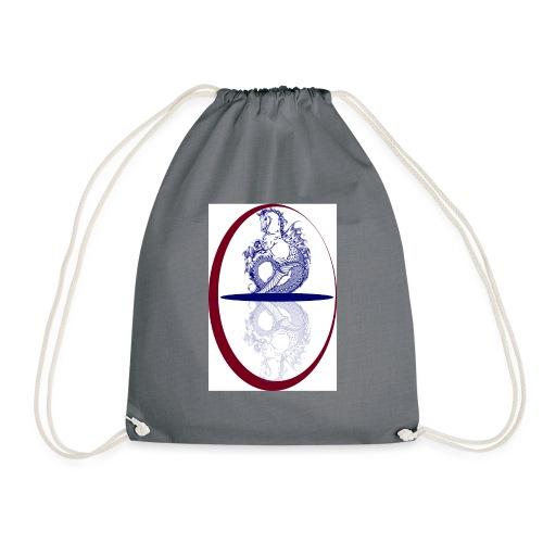 kelpie2 - Drawstring Bag