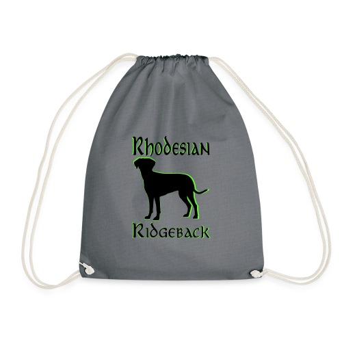Hundekopf,Hundeliebhaber,Hundefreund,Ridgeback, - Turnbeutel