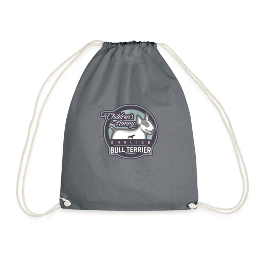 English Bull Terrier Children´s Nanny - Turnbeutel