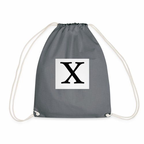 THE X - Drawstring Bag