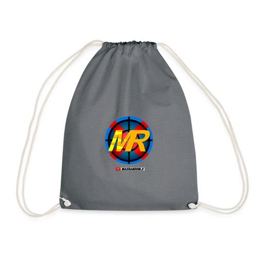Logo MR - Sacca sportiva