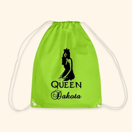 Queen Dakota - Drawstring Bag