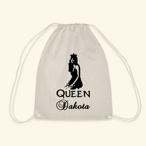 Queen Dakota - Drawstring Bag
